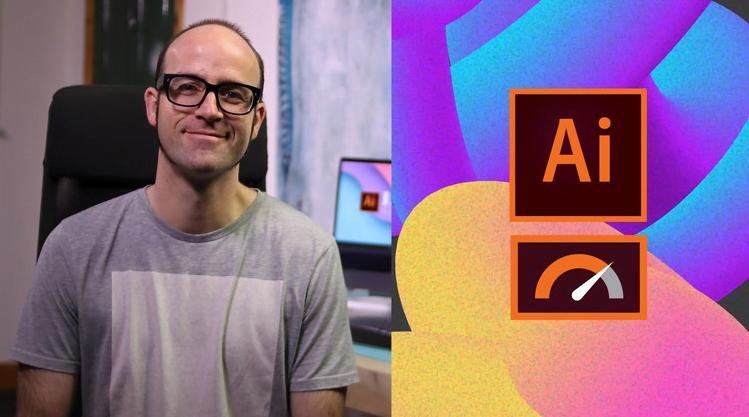 آموزش Adobe Illustrator پیشرفته - آموزش طراحی گرافیک پیشرفته - گرافیست حرفه ای شوید - چگونه گرافیست حرفه ای شویم-