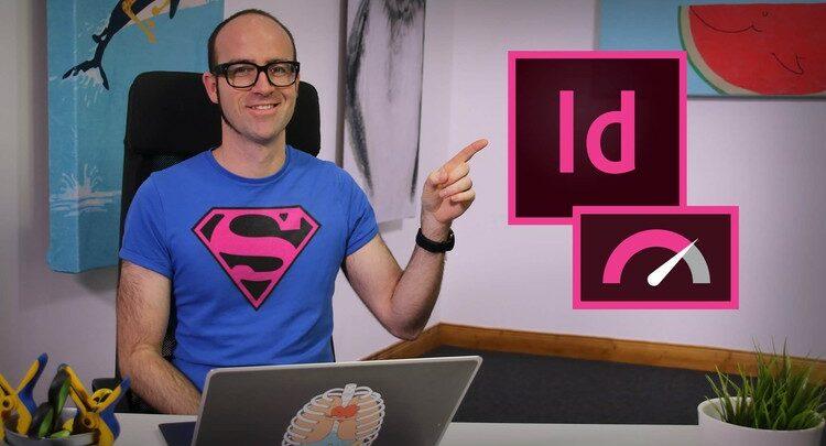 آموزش Adobe InDesign CC پیشرفته - آموزش InDesign پیشرفته - دانلود Adobe InDesign CC - Advanced Training Course - صفر تا صد InDesign