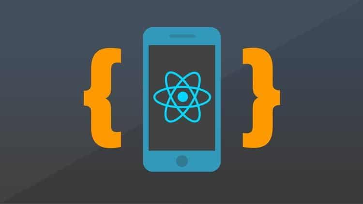 آموزش کامل React Native - ساخت برنامه React Native - برنامه موبایل با React Native